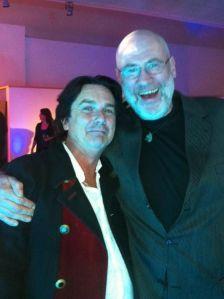Steve Hogarth and Fish - Mars in Aquarius
