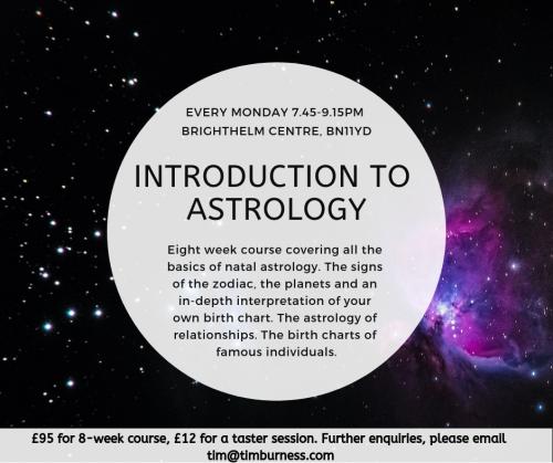 Astrology and birth chart interpretation | The Tim Burness Blog